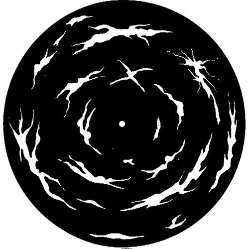 Rosco Coarse Tangential Breakup Animation Disc