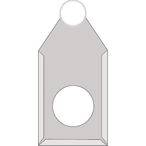 Rosco Glass Gobo Holder M Size (66mm)