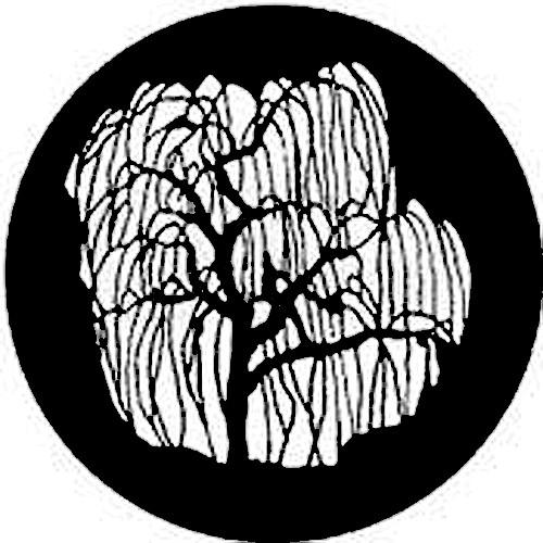 Rosco Steel Gobo #7114 - Tree 1