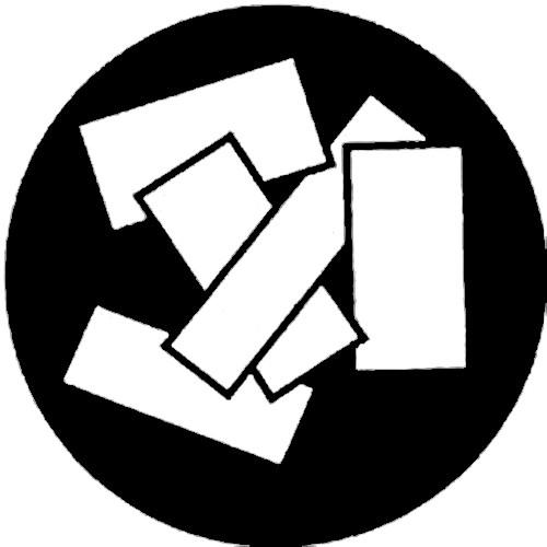 Rosco Steel Gobo #7416 - Quadrangles - Size A