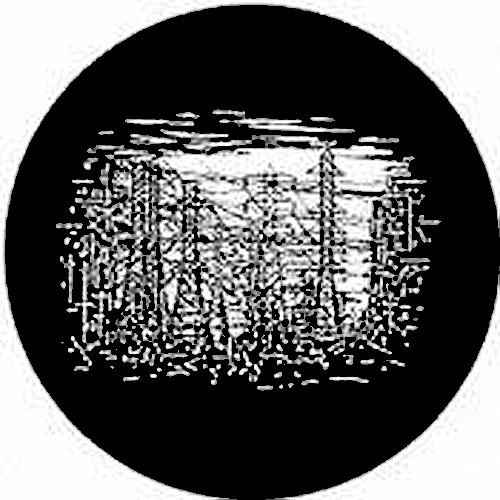 Rosco Steel Gobo #7442 - Pylons