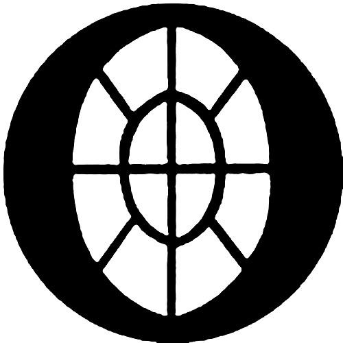 Rosco Steel Gobo #7513 - Elliptical