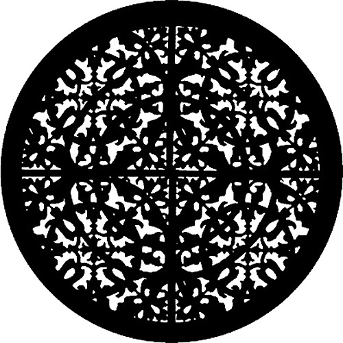 Rosco Steel Gobo #7529 - Tracery - Size A