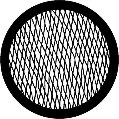 Rosco Standard Steel Gobo #7623 - Wire - Size A 100mm