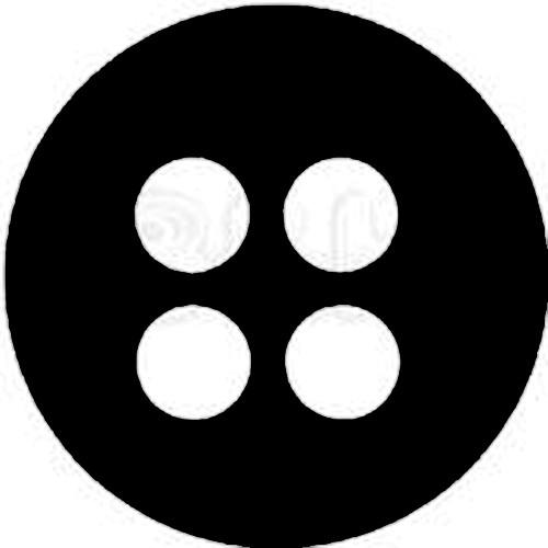 Rosco Steel Gobo #7742 - Split Four - Size B