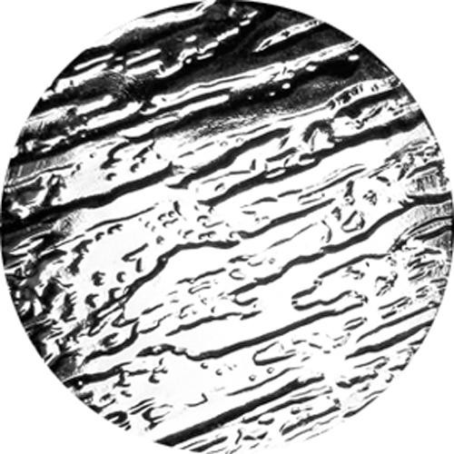 "Rosco Image Effects Black and White Glass Gobo - #33624 - Rain Glass (86mm = 3.4"")"