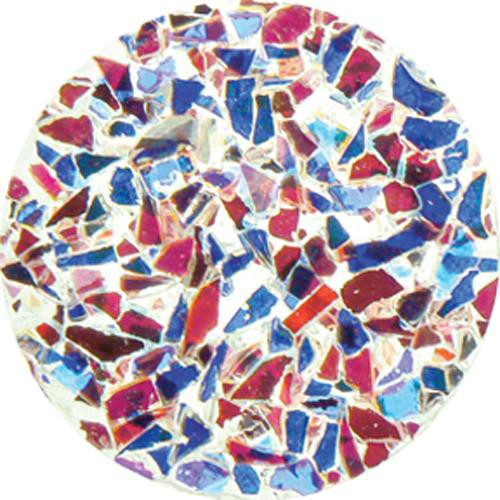 Rosco Prismatic Glass Gobo #43808 - Patriotic - Size B