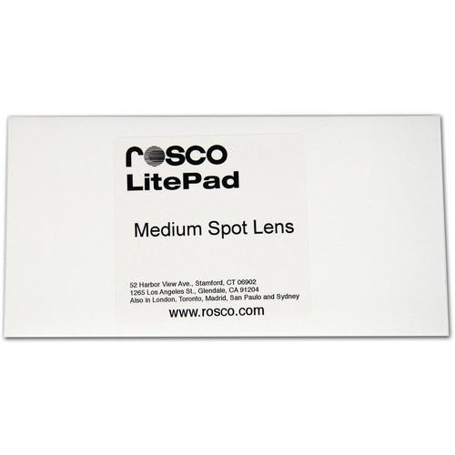 "Rosco Medium Spot Lens for LitePad (3"" Circle)"