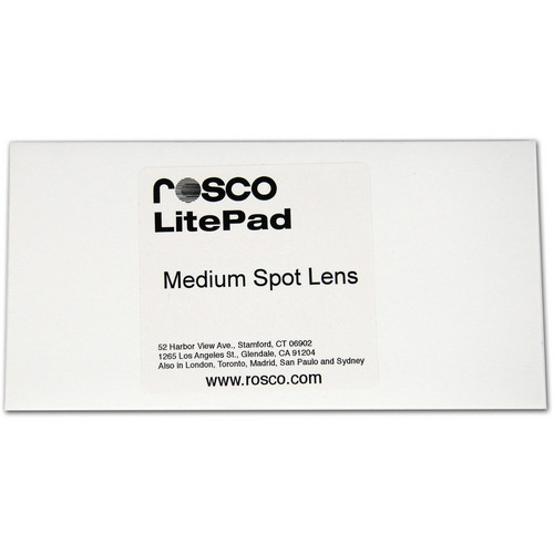 "Rosco Medium Spot Lens for LitePad (6 x 6"")"