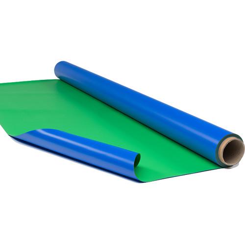 """Rosco Dance Floor - Blue/Green Chroma - 63"""" x 131'"""