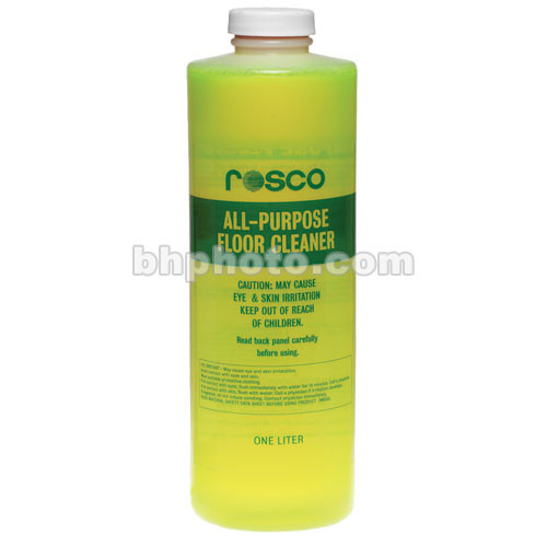 Rosco All Purpose Liquid Floor Cleanser - 1 Liter