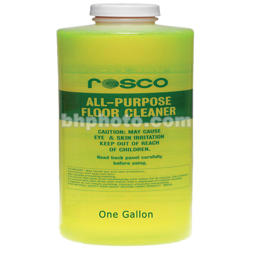Rosco All Purpose Liquid Floor Cleanser - 1 Gallon