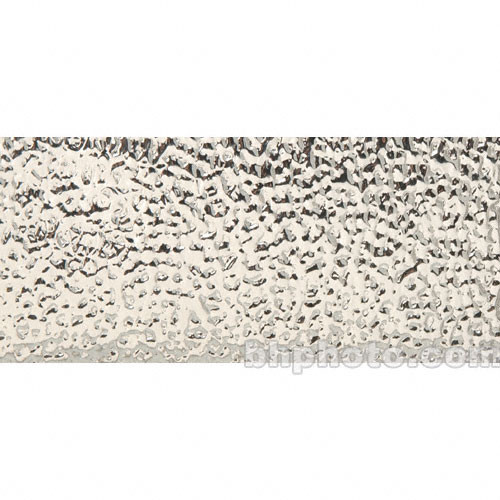 "Rosco Metalix - 48""x 30' Roll - Silver Pebble"