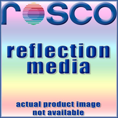 "Rosco Metalix - 48""x 30' Roll - Soft Silver"
