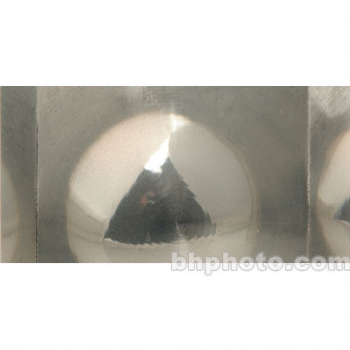 "Rosco Multi-Lens - 24""x 15' Roll - 2"" Silver"