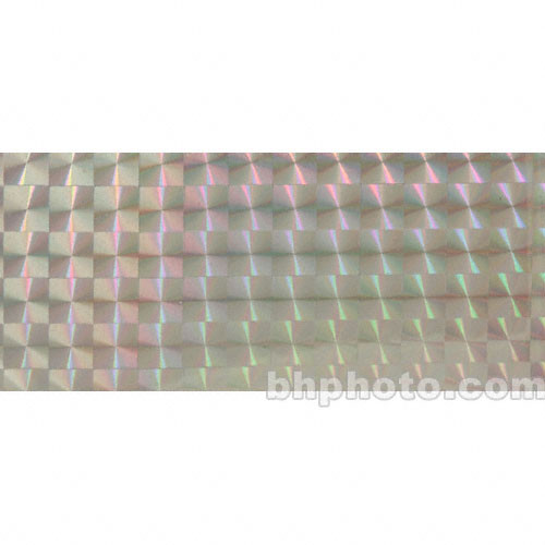 "Rosco Diffraction #2960 - 24""x 15' Roll - 1/4"" Mosaic"
