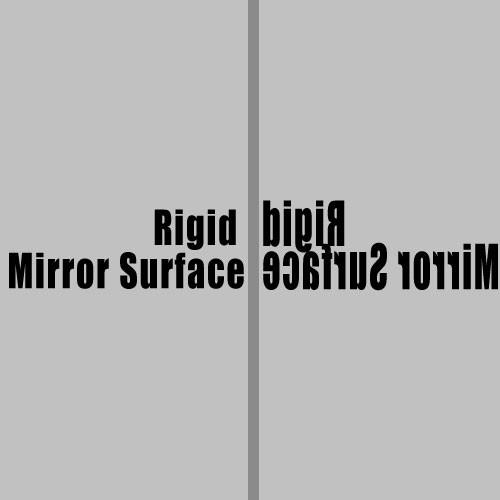 """Rosco Mirror - 51""""x 30' Roll - Rigid Silver"""