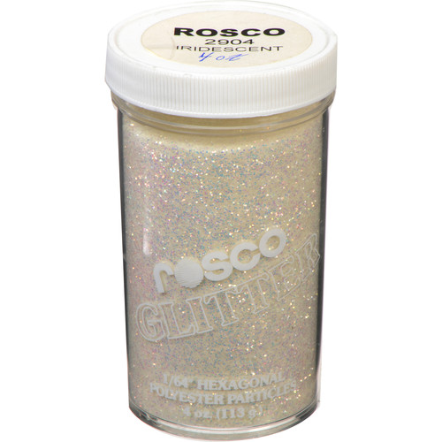 Rosco Roscoglitter - Blue-Green Iridescent