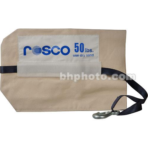 Rosco 50 lb Sandbag (Empty)