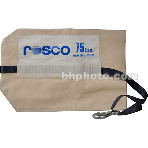 Rosco 75 lb Sandbag (Empty)
