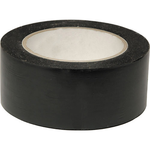 Rosco Floor Tape - Black Vinyl