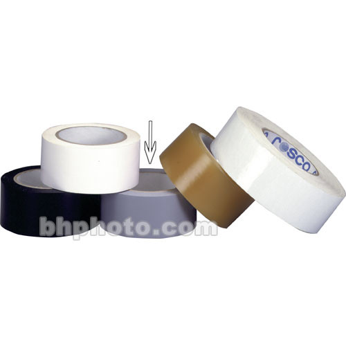 Rosco Floor Tape - Grey Vinyl