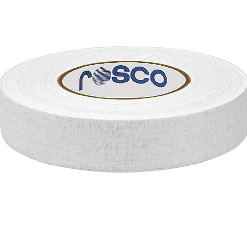 Rosco 48mm x 25 m Gaffer Tape (White)