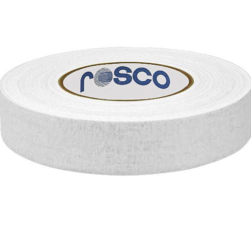 Rosco 48mm x 25 m Gaffer Tape (White)