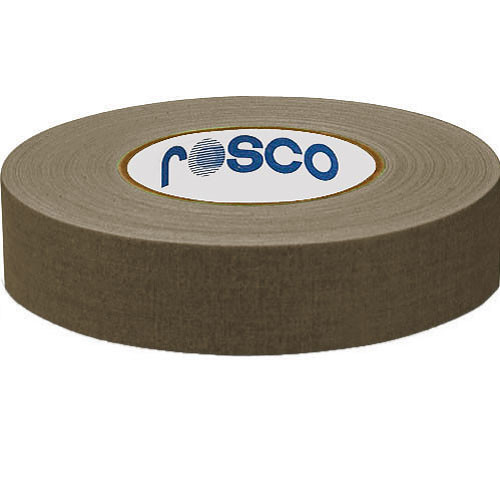 "Rosco Gaffers Tape (0.9"" x 82', Brown)"
