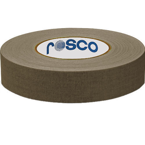 Rosco 48mm x 25 m Gaffer Tape (Brown)
