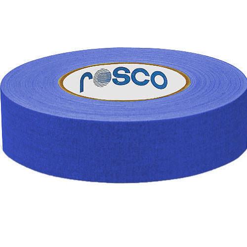 "Rosco Gaffers Tape (0.9"" x 82', Electric Blue)"