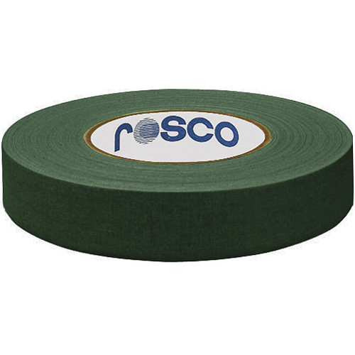 "Rosco Gaffers Tape (0.9"" x 82', Green)"