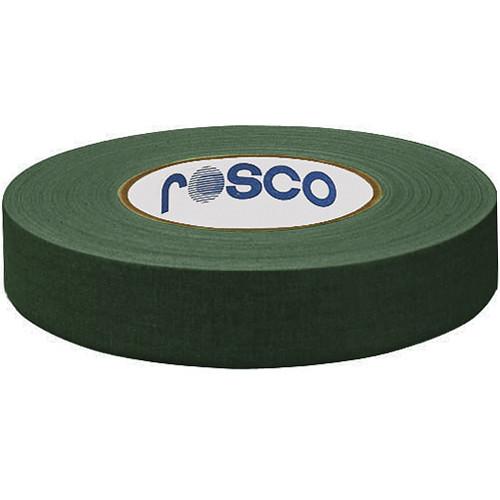 Rosco 48mm x 25 m Gaffer Tape (Green)
