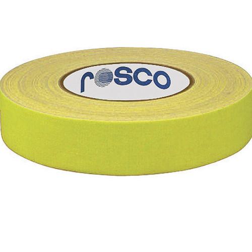 "Rosco Gaffers Tape (0.9"" x 82', Yellow)"