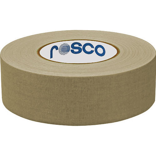 "Rosco Gaffer Tape 2"" x 55 yd (Tan)"