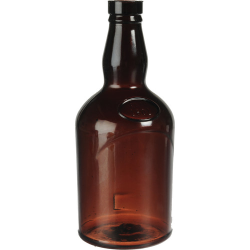 Rosco Breakaway Whiskey Bottle 6-Pack (Amber)