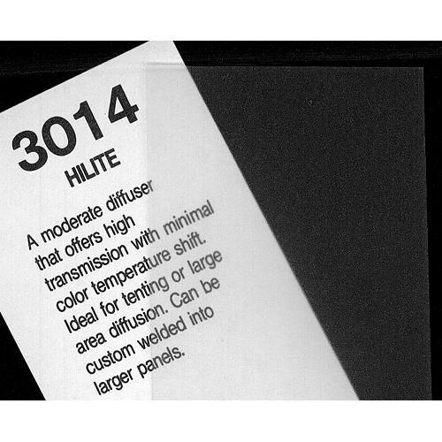 "Rosco Cinegel #3014 Filter - Hilite - 20x24"" Sheet"