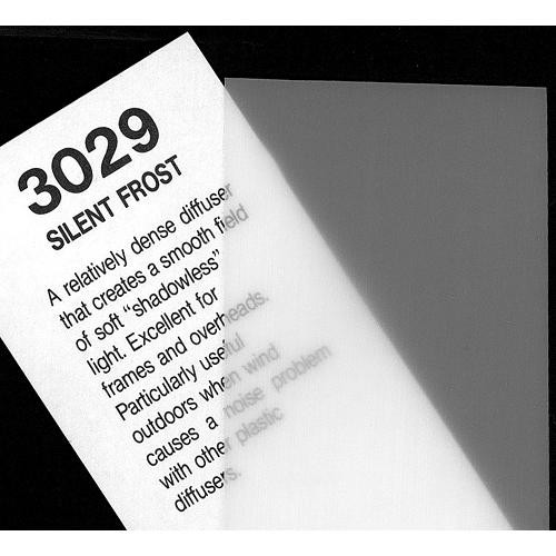 "Rosco Cinegel #3029 Filter - Silent Frost - 20x24"" Sheet"