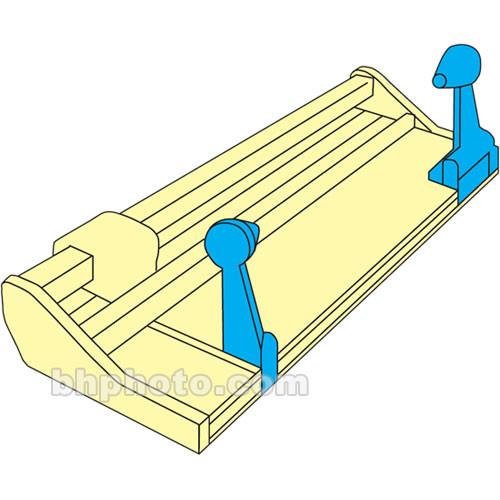 """Rotatrim Roll Dispenser - 14"""" Diameter Rolls - for Technical, Powertech and Digitech Cutters"""