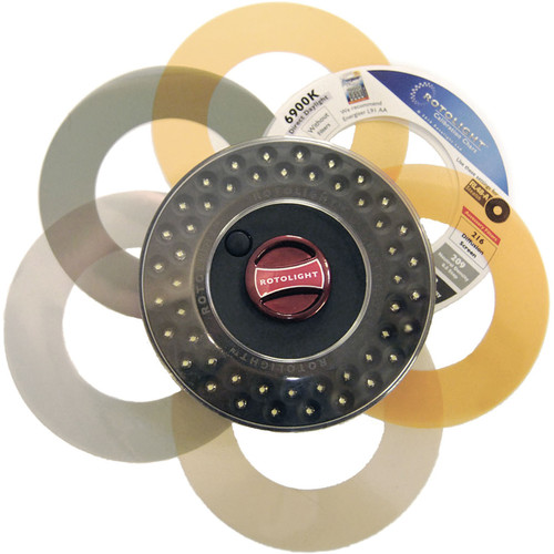 Rotolight Replacement Filter Pack for RL-48A