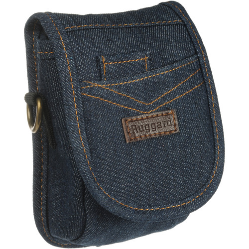 Ruggard DEP-260 Denim Camera Pouch