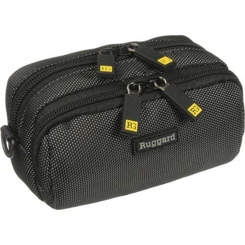 Ruggard DPH-250 Dual Purpose Camera Pouch (Horizontal Orientation, Black)