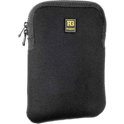 "Ruggard Neoprene Sleeve for 8"" iPad mini or eReader"