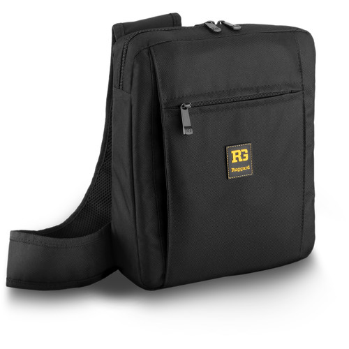 Ruggard TGB-110B iPad Tablet and Notebook Sling Bag (Black)
