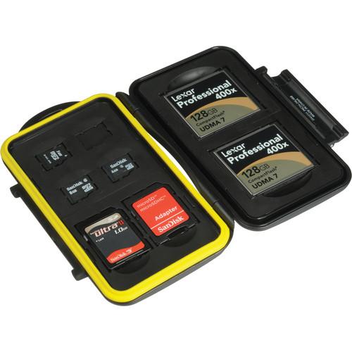 Ruggard Memory Card Case (Black)