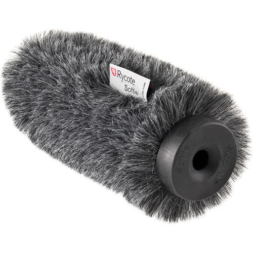 "Rycote Standard Hole Softie Windscreen with 19-22mm (0.74-0.87"") Hole Size"