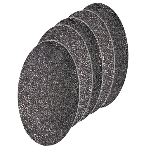 Rycote InVision Universal Pop Filter Foam (5-Pack)