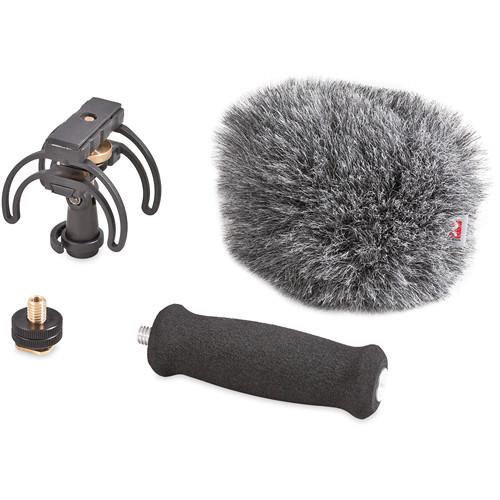 Rycote Portable Recorder Audio Kit for Tascam DR-07 mkII
