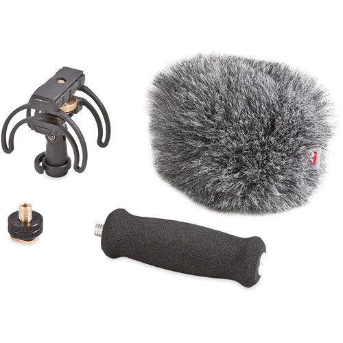 Rycote Portable Recorder Audio Kit for Marantz PMD-620
