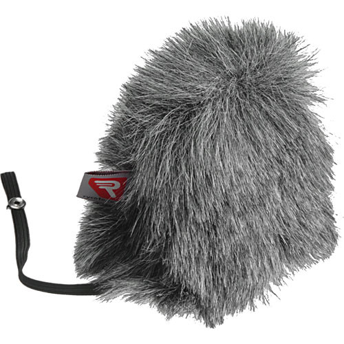 Rycote Mini Windjammer for Zoom H4, Nagra Ares-M